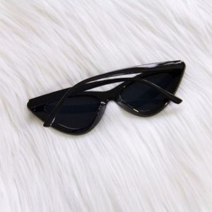 Accessories - ✨NEW Retro Lolita Small Black Cat Eye Sunglasses✨